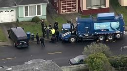 Garbageman Struck, Killed by Own Garbage Truck in Daly City