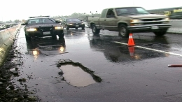 Maintenance Delays on Bay Area Roads