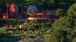 Hillsborough Files Lawsuit Against 'Flintstones House'
