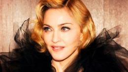 Madonna Gets in Shape for Super Bowl