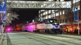 Two Members of Tower of Power Hit by Train, Hospitalized