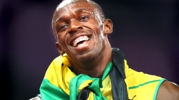 Bolt Nabs Golden Double-Double With 200m Win