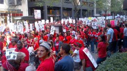 Reforms Prove Sticking Point in Chicago Strike