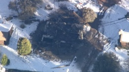 Owner Watched as Big Bear-Area Cabin Burned in Manhunt