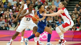 USA Women's Basketball Gets Gold