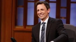 Seth Meyers Reveals Secrets of Pie Charts
