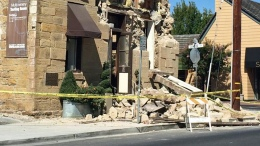 Damage, Injuries After 6.0 Earthquake Rocks Napa