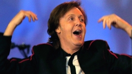 "Paul McCartney to Play ""Farewell to Candlestick"""