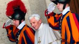 Speculation Mounts As Papal Conclave Nears