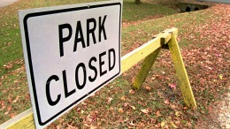 San Diego Area Campgrounds Closed
