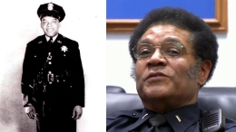 Vallejo Recognizes City's First African-American Police Officer