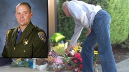 CHP Mourns Loss of Officer Kenyon Youngstrom