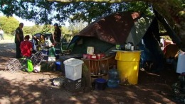 Albany Pays Homeless $3K to Vacate Area for State Park