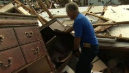 Tornado Survivor Describes Oklahoma Devastation