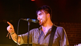 Anthony Green Takes His Act on the Road