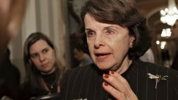 "Feinstein Campaign ""Wiped Out"""