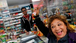 California Joins Powerball Lottery