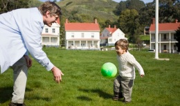 Cavallo Point's Family Package