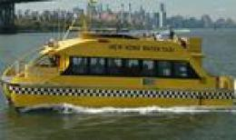 Sexy: Water Taxi Mating with Circle Line: New York Water Taxi, which mainly...