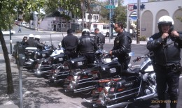 SF Police Prepare for Muni Protesters