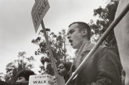 IMAGES: The Free Speech Movement of the 60s