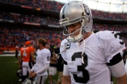 Raiders Lose to Broncos
