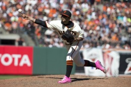 Giants Photo Highlights From May