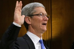Apple's Tim Cook: We Pay Every Dollar in Taxes Owed