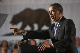Barack Obama to Visit Bay Area Next Week