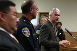 San Francisco's Top Cop Lobbies for City Spies
