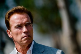 Schwarzenegger Reflects on Kennedy Influence