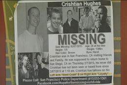 Man, 21, Missing Since Feb. 2013 Possibly Spotted in SF