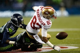 Niners' Manningham May Not be Ready for Start of Training Camp