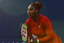 Serena Suffers Loss at Mubadala Silicon Valley Classic