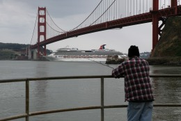 Nope, You Can't Tour the Golden Gate Bridge