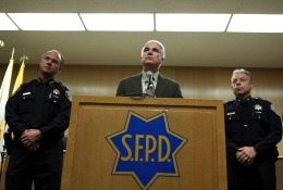 New SF Police Chief's Hiring Hands Tied