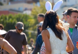 Easter Sunday at Dolores Park