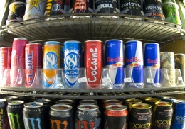 Energy Drinks' Hidden Caffeine