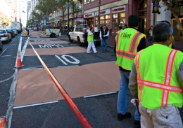 San Francisco's Market Street to Get a Little More Car-Free