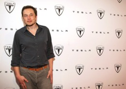 Back Story on Tesla's Elon Musk