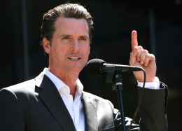Cold Hard Cash to Comfort Lame Duck Newsom