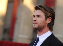 """Thor"" Star Chris Hemsworth On Prepping for Hammer Time"
