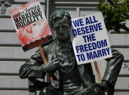 Tears Flow During Gay Marriage Trial