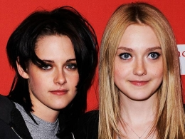 "Kristen Stewart on Dakota Fanning Kiss: ""It Was Cool"""