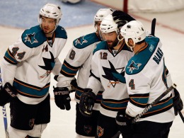 Sharks to Revamp Roster After Stanley Cup Road Ends