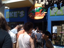 Is Ike's Headed for Lower Haight?