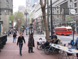 Chess Games a Pawn in San Francisco Redevelopment