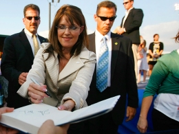 Sarah Palin Could Go Rogue in San Jose