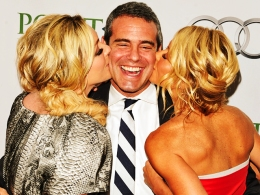"Andy Cohen Talks ""Miami Housewives"""