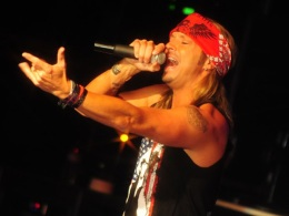 Bret Michaels Will Rock On At MGM